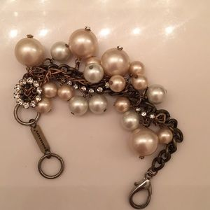 "Anthropologie ""Pearl"" Bracelet"